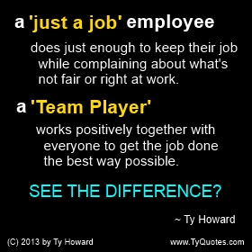 Workplace Quotes Archives - Ty Howard's Untie the Knots® Blog