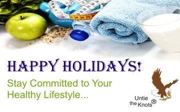 How to Enjoy the Holidays Without Ruining Your Healthy Eating and Fitness Lifestyle - Article by Ty Howard